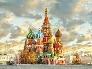Moskau Basilius Kathedrale
