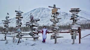 Pause Murmansk Kola Tour