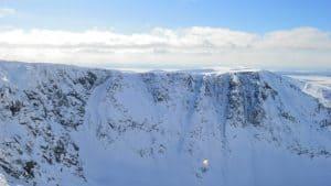 Winter in Murmansk Kola