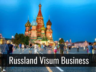 Russland Visum Business