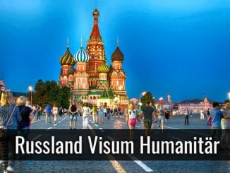Russland Visum Humanitär