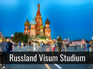 Russland Visum Studium