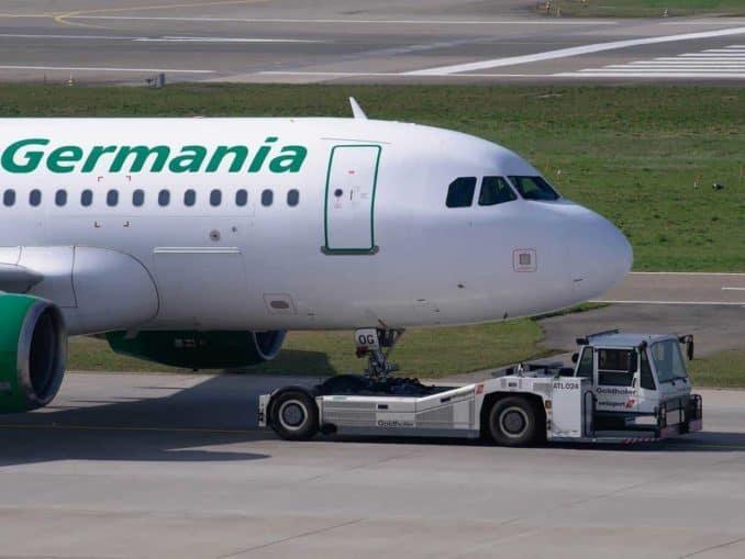 Germania von Dresden nach Sankt-Petersburg