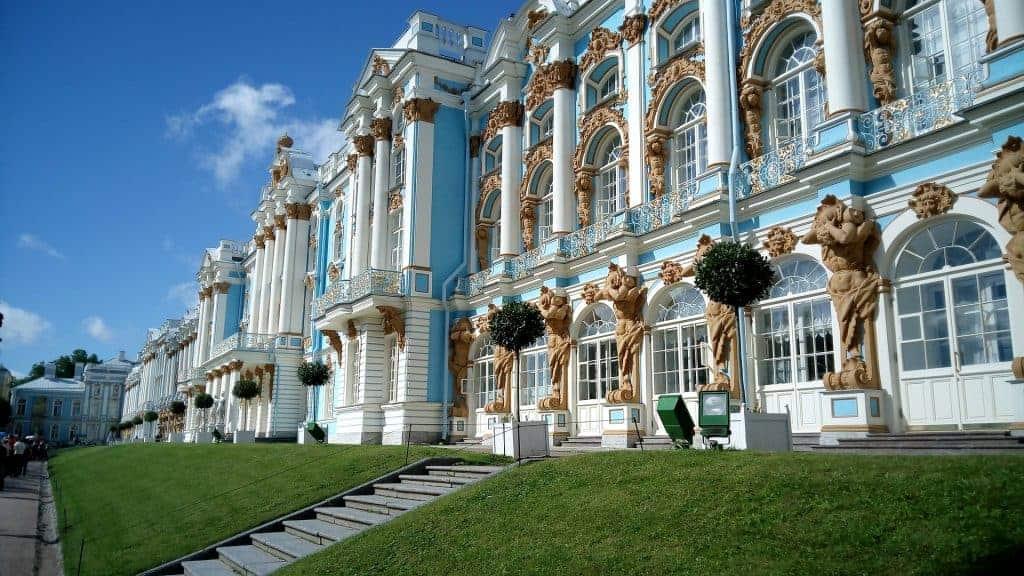 Sank Petersburg: Puschkin Zarendorf / Zarskoe Selo