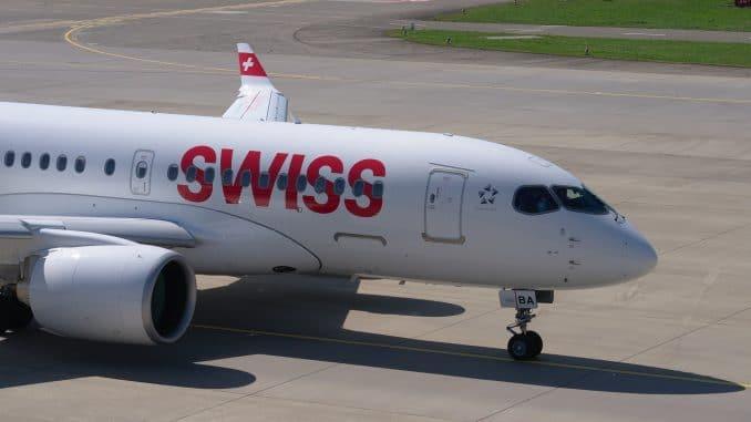 SWISS von Genf nach Sankt Petersburg und Moskau