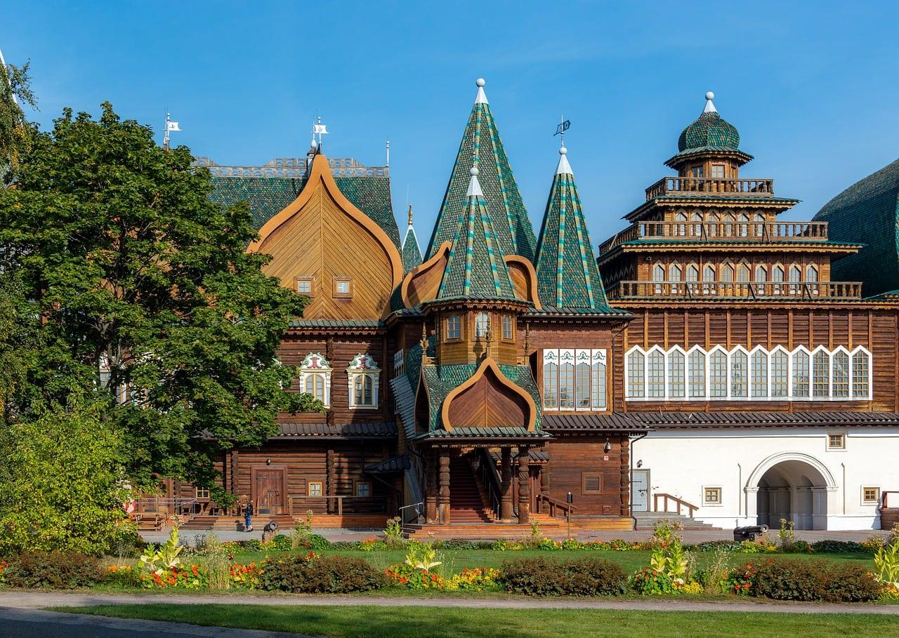 Kolomenskij-Palast