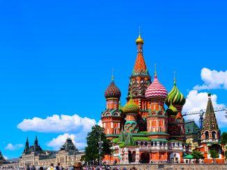 Russland Reisen Kreml