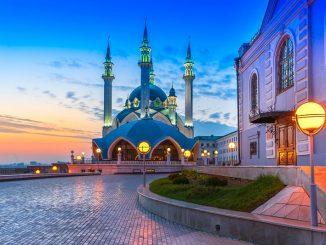 Kasan: Kreml und Moschee - Russlandvisum von Paneurasia