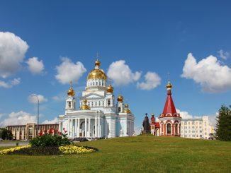 Saransk: Kirchen und Klöster - Russlandvisum von Paneurasia