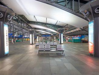 Paneurasia am Flughafen Leipzig/Halle