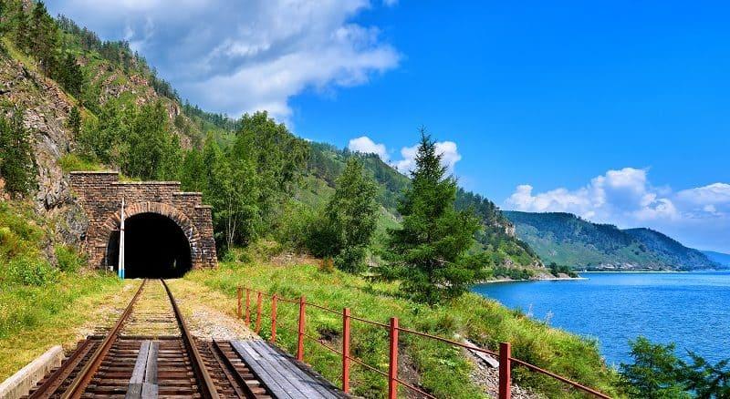 Transsib: Baikal - Russisches Visum von Paneurasia