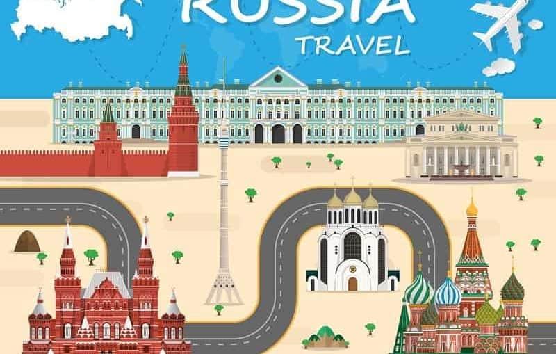Studienreisen Russland: Visum von Paneurasia
