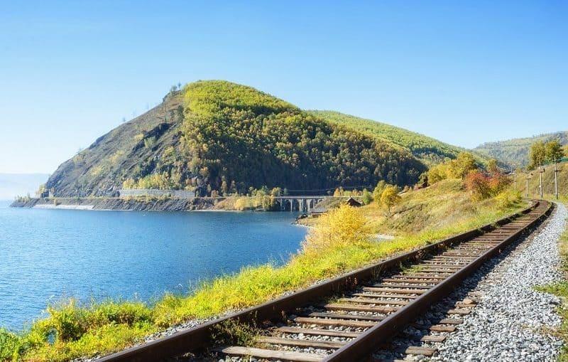 Transsibirische Eisenbahn - Russlandvisum von Paneurasia