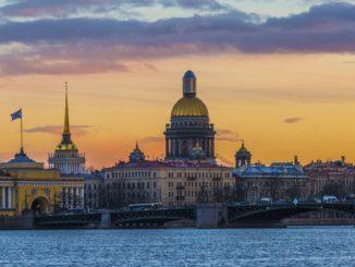 Jubiläum von Sankt Petersburg