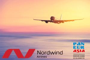 Paneurasia: Tägliche Flugverbindung von Moskau nach Düsseldorf mit Nordwind Airlines in 2018/2018