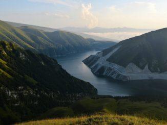 Tschetschenien: Kesenoiam See