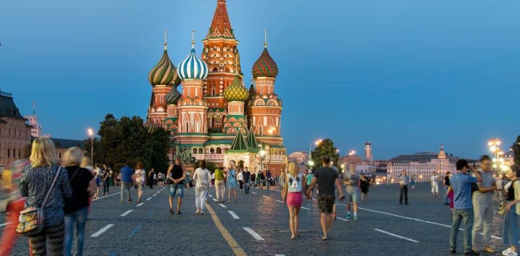 Russland Reisen - Beliebter denn je