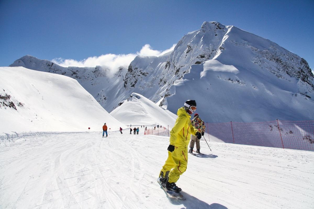 Snowboard Sotschi ©wasja/depositphotos.com