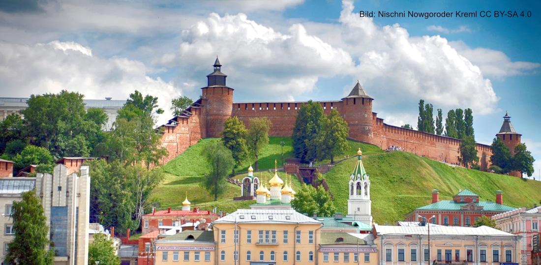 Nischni Nowgoroder Kreml