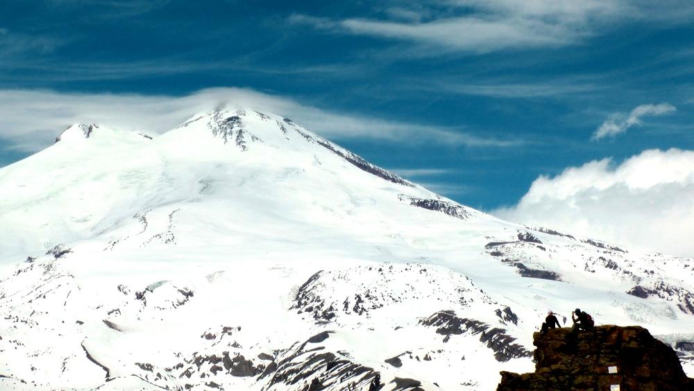 Elbrus im Nordkaukasus