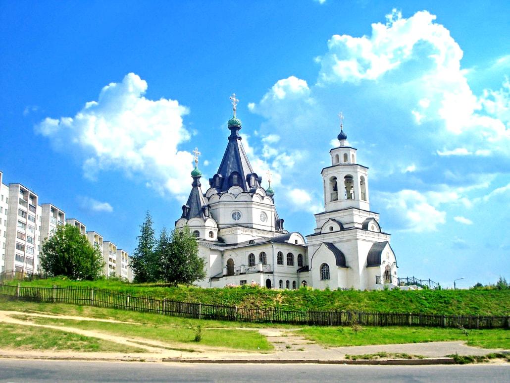 Kostroma Tempel