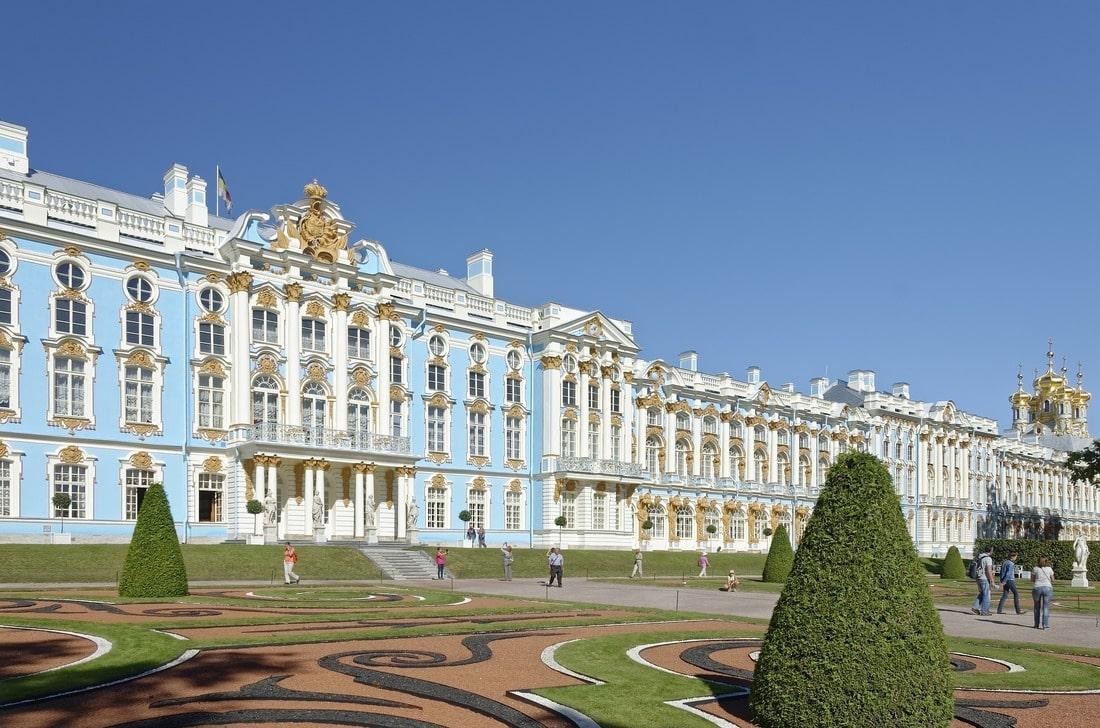 Sankt Petersburg Katharinenpalast