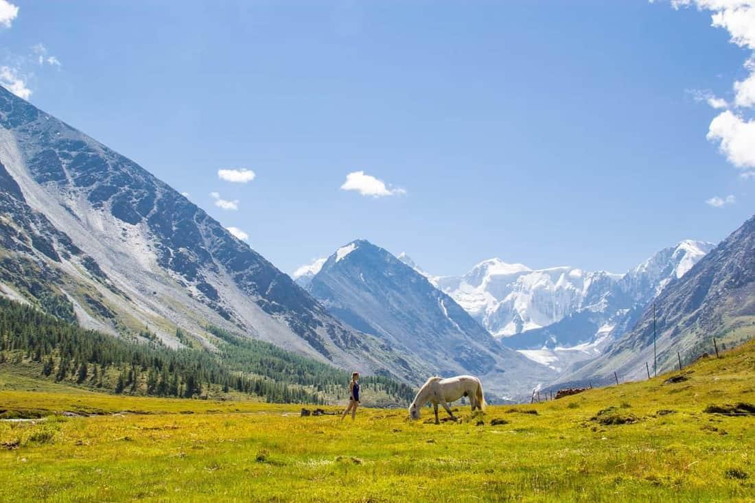 Altai Gebirge