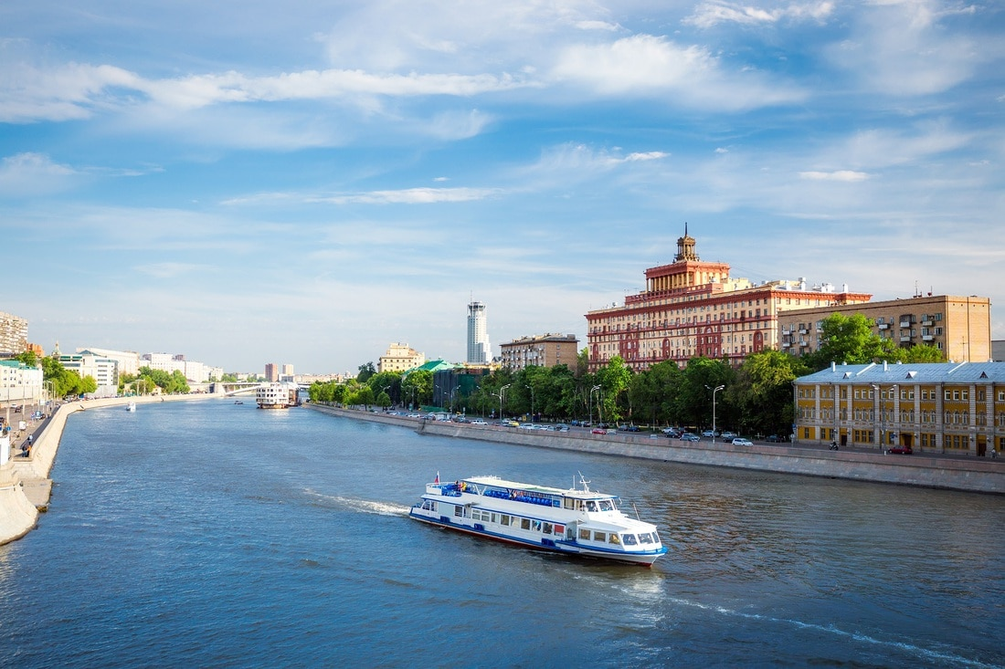 4 Tage Moskau Tour