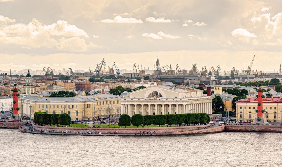 Sankt Petersburg Das Venedig des Nordens