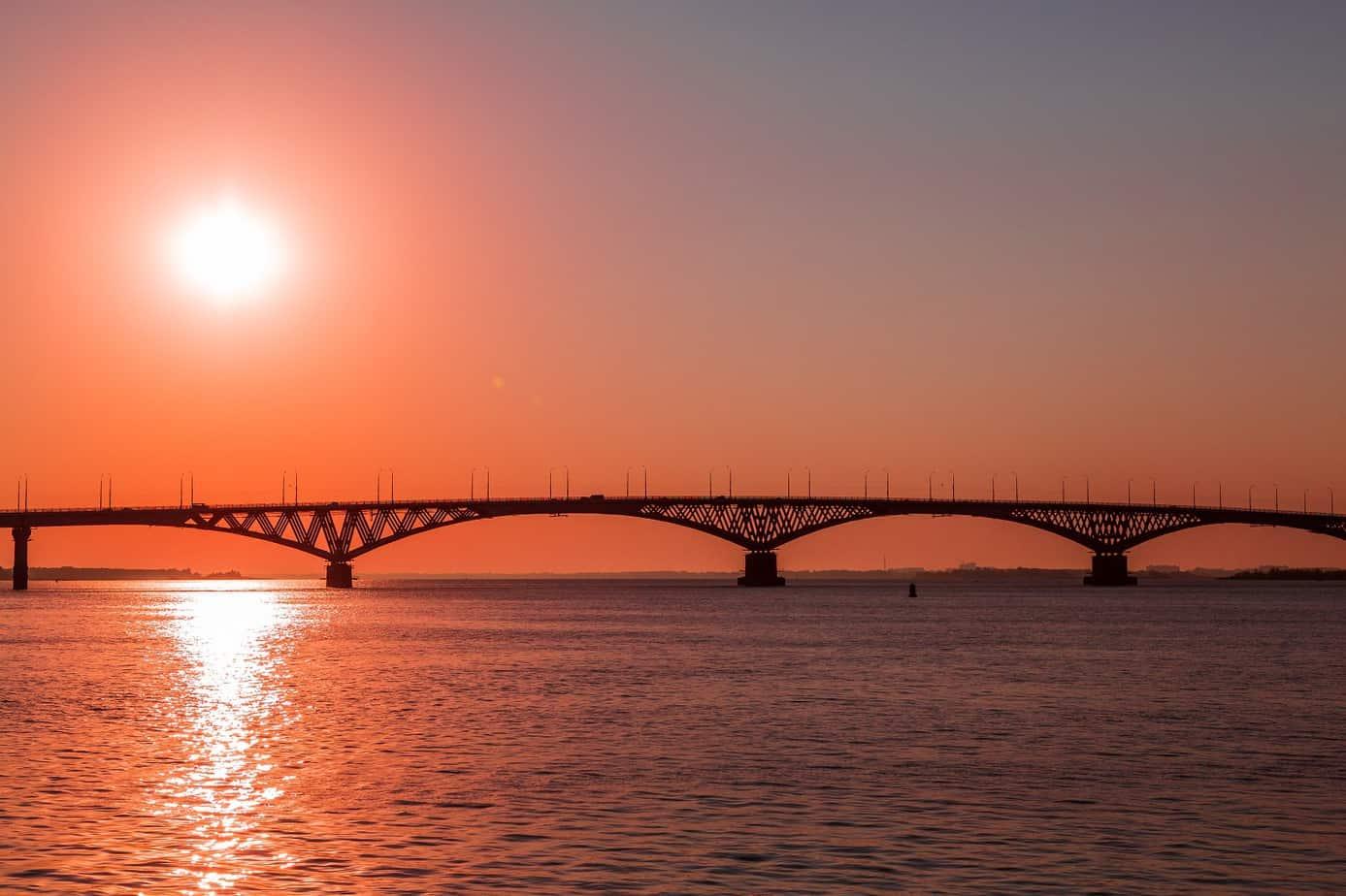 Saratow Brücke