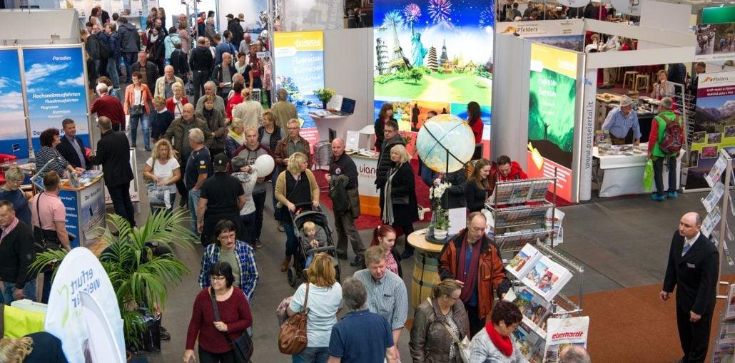 Paneurasia auf Messe Erfurt