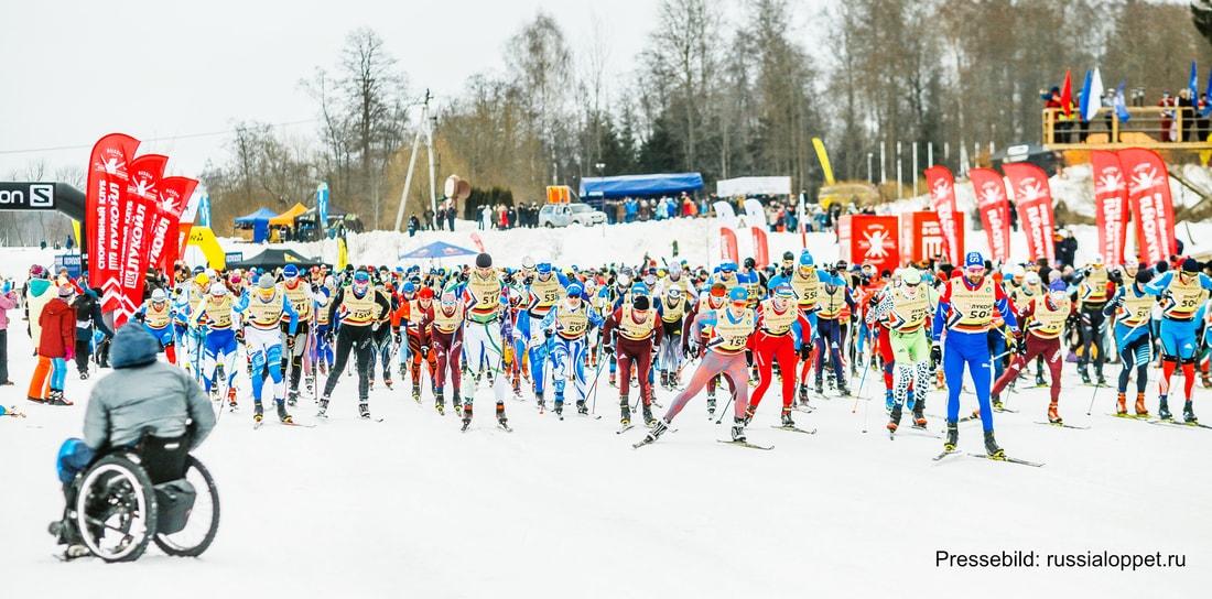 Nikolov Perevoz Russialoppet