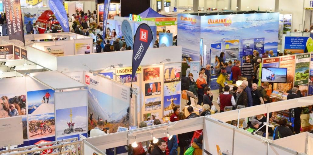 Paneurasia Reisemesse Dresden 2020