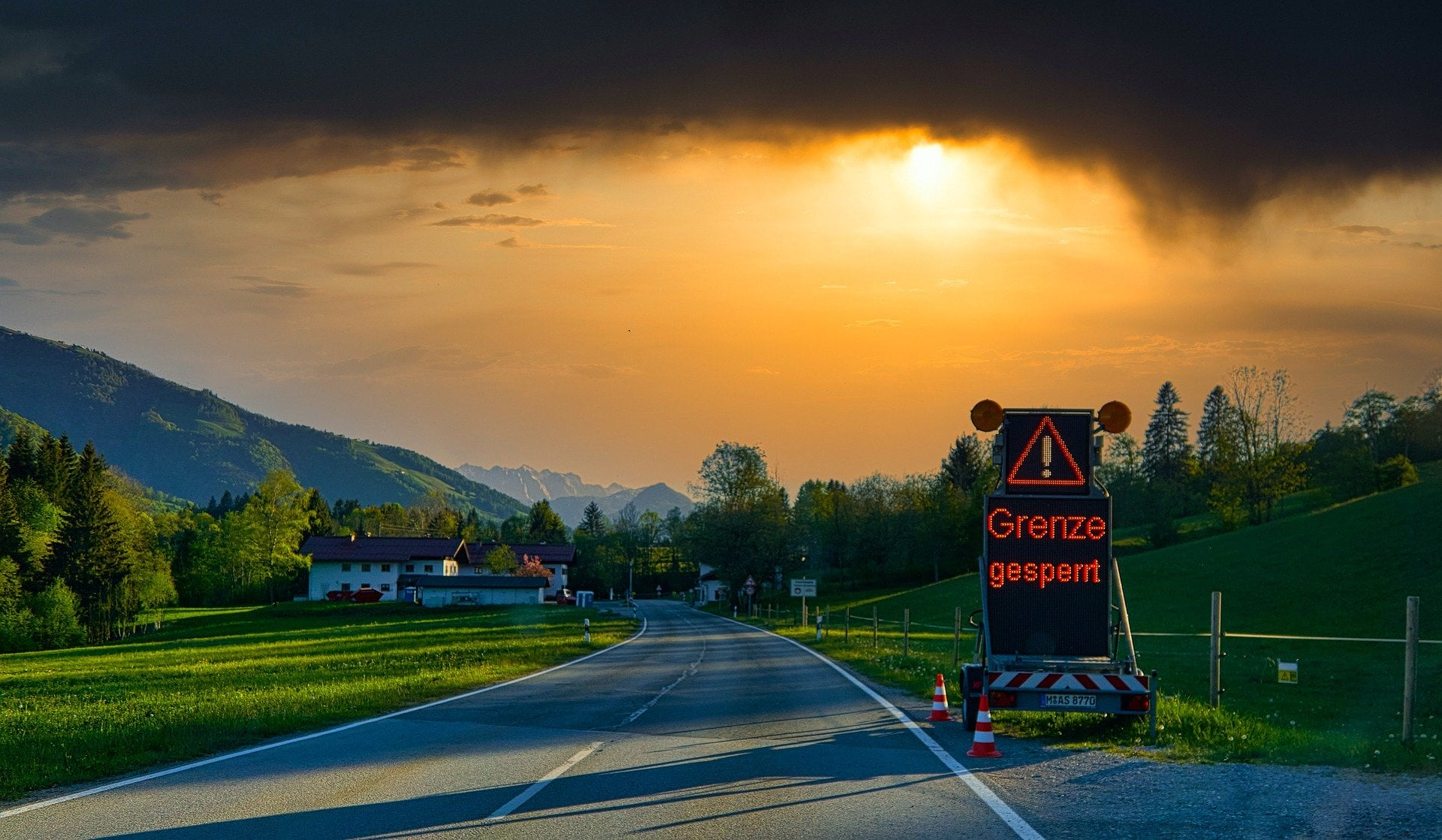 Corona Reisen COVID-19 Reiseverbot Reisewarnung