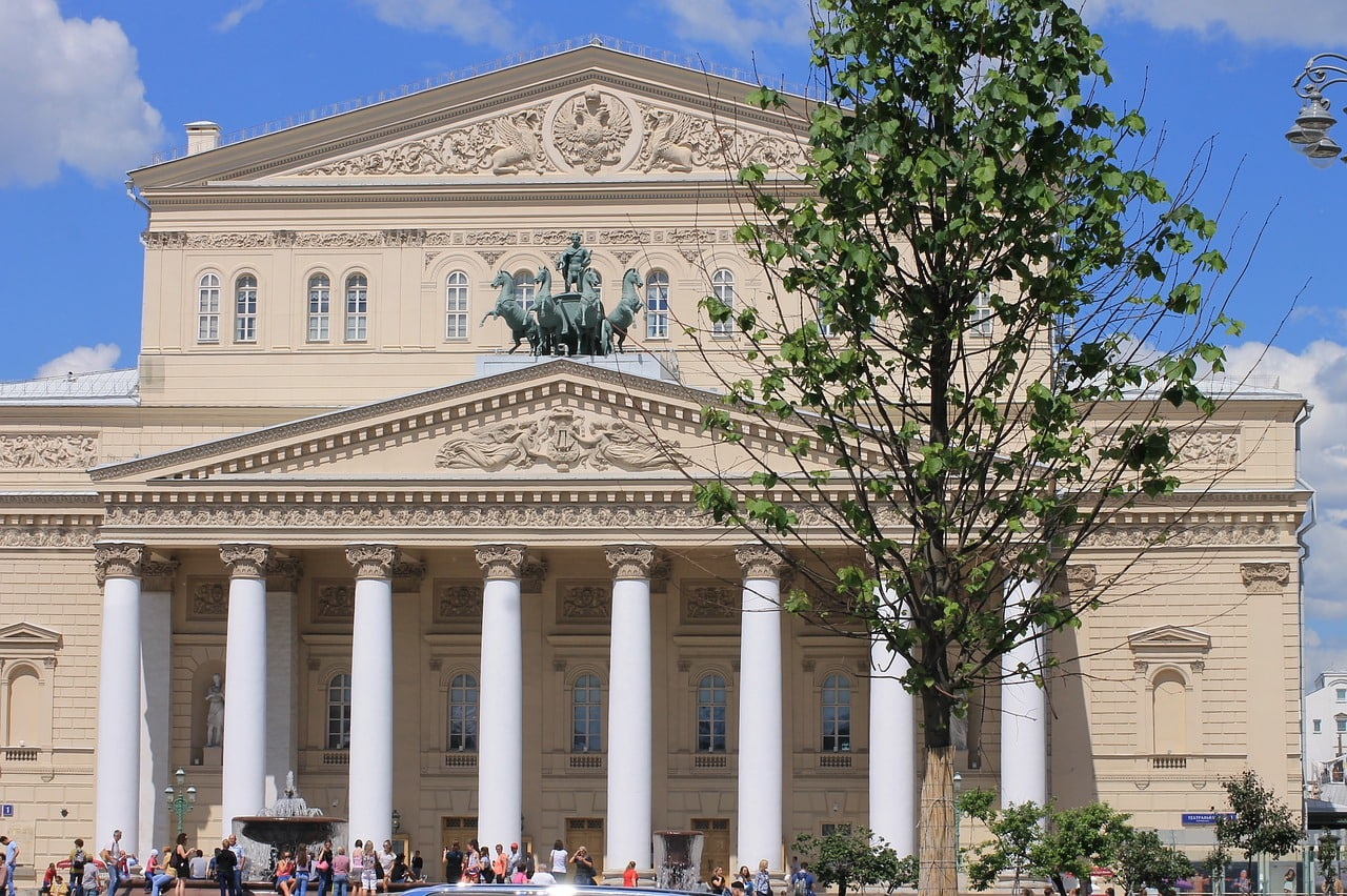Bolshoi Theater Moskau