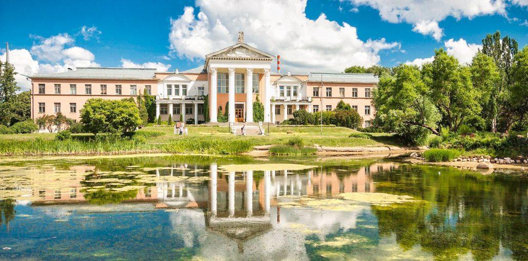 Nikolai-Zizin Gärten