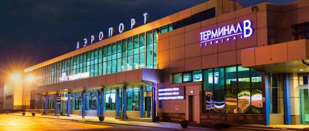 Аэропорт Россия
