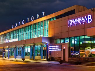 Airport Russland