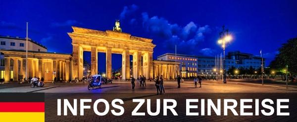 Deutschland Einreise aus Russland