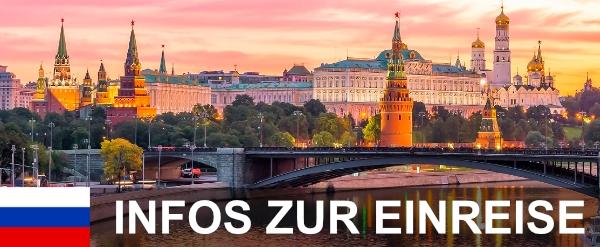 Russland Einreise