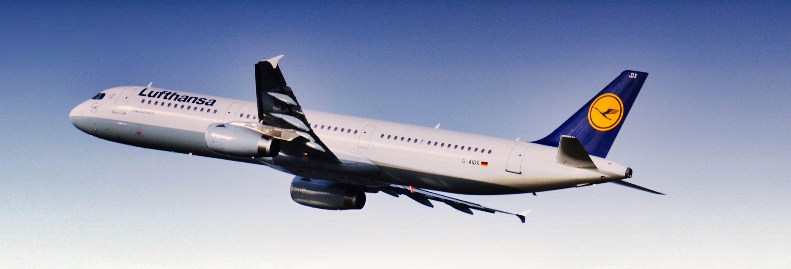 Lufthansa nach Moskau / Russland