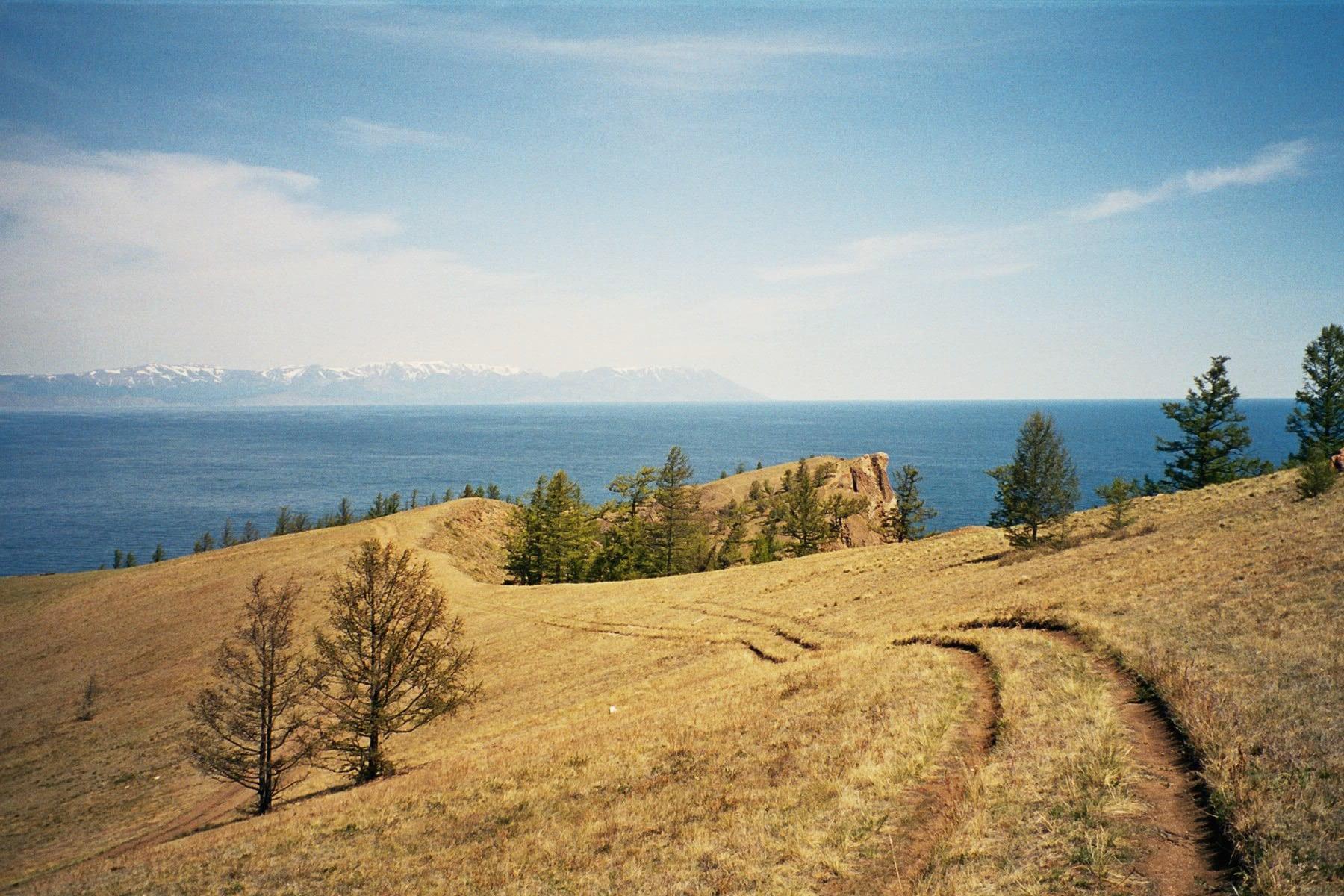 Nordspitze der Insel Olchon Bild: Kirsten Buerger CC BY 3.0