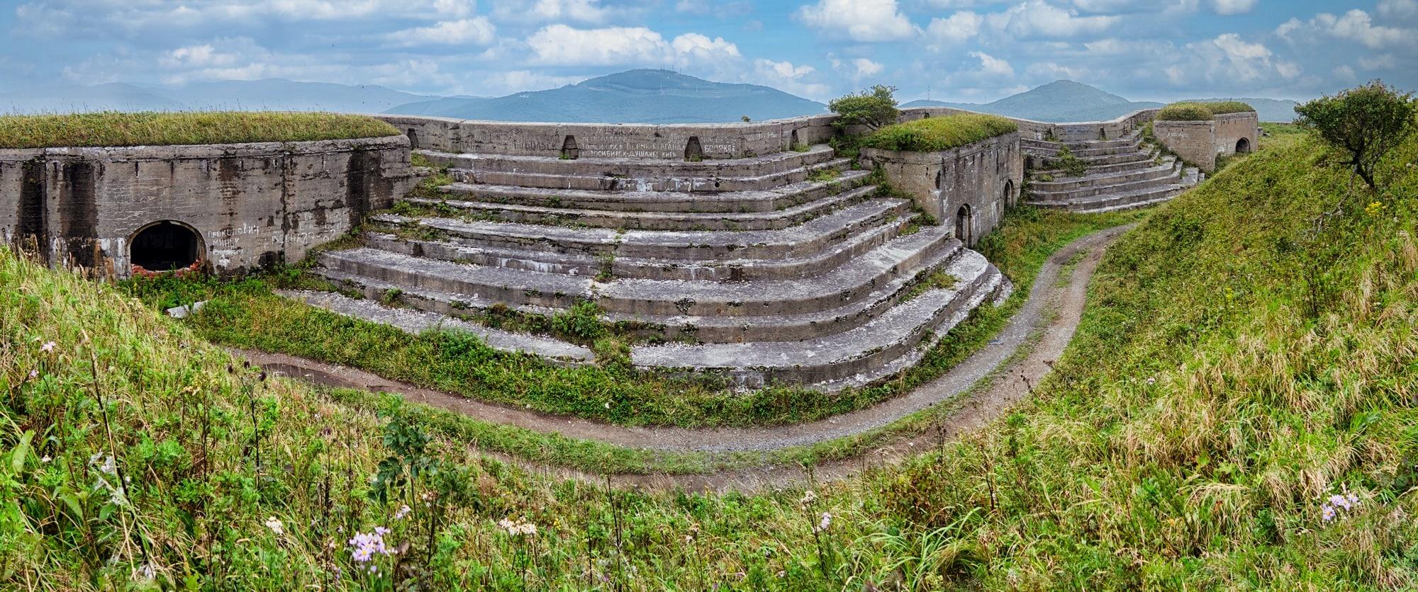Wladiwostok Festung ©maxcam/depositphotos.com