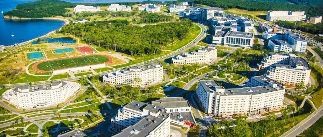 Hafenstadt Wladiwostok